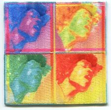 JIMI HENDRIX electric ladyland EMBROIDERED PATCH iron-on andy warhol style p3948