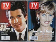TV Guide~Princess Diana & John F Kennedy Jr.