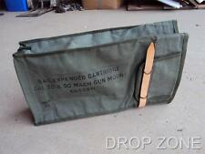 30 / 50 CAL Caliber Machine Gun Mount Bag Expended Cartridge / Cover