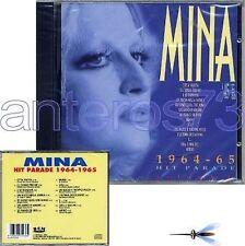 """MINA """"HIT PARADE 1964-1965"""" RARO CD '94 STAMPA SPAGNOLA"""
