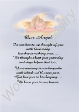 Our Angel  - In Memory - Loss  - Always in our Hearts Verse