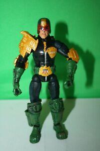 Marvel Legendry Comic Book Heroes Judge Dredd Pitt Series Action Figure