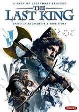 The Last King (DVD, 2016): Jakob Oftebro, Kristofer Hivju