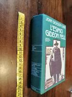LIBRO: L'esimio Gideon Fell (Italiano) 1988 1 ed. di John D. Carr