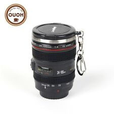 55ml Mini Stainless Steel Mug Cup Vodka Camera Lens Spirit journalist photograph