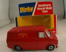 Dinky Toys GB n° 410 Bedford Royal mail van en boite MIB