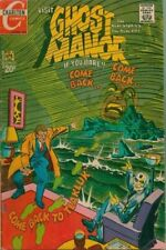 Ghost Manor 2nd Series #4  Charlton Comics 1972