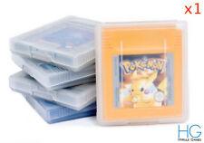 Official Nintendo Game Boy Cartridge Plastic Case x1