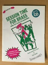 More details for session time for brass horn in f pub. boosey & hawkes