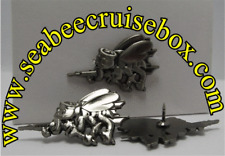 seabee small hat pin