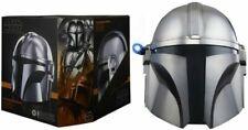 Star Wars The Mandalorian Black Series Electronic Helmet - HASF0493