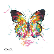 SMALL BUTTERFLY TATTOO WATERCOLOUR BUTTERFLY TATTOO MINI BUTTERFLY TATTOO COOL