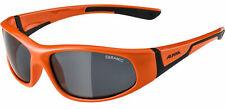 Alpina Kinder Sportbrille Freizeitbrille Flexxy Junior Ceramic Scheiben orange