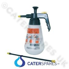 Rational Four à vapeur COMBI MAIN PRESSION nettoyage Spray Liquide Pompe flacon