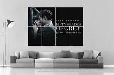 FYFTY SHADES OF GREY 50 NUANCES DE GREY 02 Poster Great format A0 Wide Print