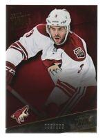 2013-14 Panini Prime Hockey #72 Keith Yandle /299 Phoenix Coyotes