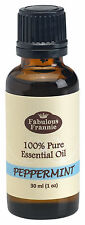 PEPPERMINT 30ml Pure Grade Essential Oil  BUY 3 GET1 FREE Fabulous Frannie