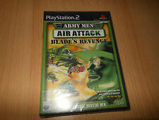 ARMY MEN AIRE ATTACK - Blades Revenge (PS2) Nuevo Empaquetado PAL