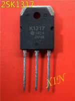 5PCS  2SK1317 K1317 TO-3P field effect transistor N ditch 1500V 7A