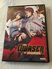 Qwaser of Stigmata Collection 1 Season 1 Episodes 1-12 2-Disc Set DVD