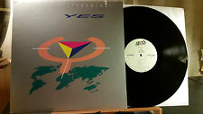 Yes 9012 Live The Solo's Atco 90474-1-Y Masterdisk RL 1st press