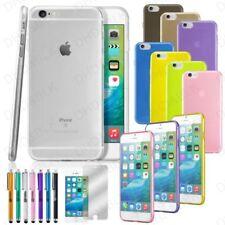 Fundas y carcasas color principal transparente de piel sintética para teléfonos móviles y PDAs