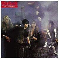 WARLOCK - HELLBOUND  CD  9 TRACKS DORO PESCH HEAVY METAL / HARD ROCK  NEW+