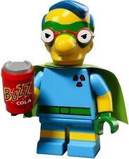 LEGO (FALLOUT BOY MILHOUSE )SIMPSONS SERIES MINIFIGURES (71009)