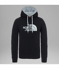 Mens The North Face New Peak Hoodie * Cotton Fleece Lined Hooded Sweatshirt Top