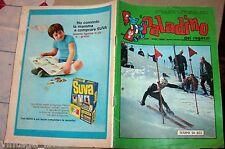 IL PALADINO DEI RAGAZZI anno II° n. 2 Febbraio 1971 - ed. PANINI