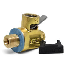 F107S: FUMOTO® VALVE 12MM-1.75 WITH SHORT NIPPLE WITH LC-10