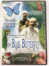 The Blue Butterfly DVD 2006 Lea Pool Fast Free Shipping