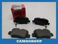 Pills Rear Brake Pads Pad TOYOTA Avensis 3 0446605040