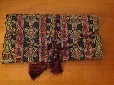 Studio Sauvageau Museum Company Tapestry Hanging Jewelry Organizer 19 Pockets