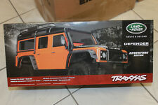 Traxxas 8011A Karo Land Rover Defender Adventure Edition orange TRX NEU in OVP