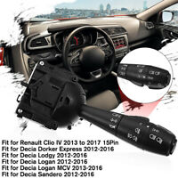 Switch Indicator Light Stalk 2012- 251682 For Renault Decia Duster Sandero Logan