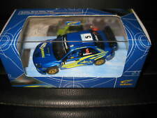 PRODRIVE 1.43 SUBARU IMPREZA WRX WRC #5 2006 RALLY SWEDEN P SOLBERG LTD EDITION