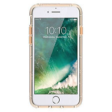 GRIFFIN SURVIVOR CASE COVER PER APPLE IPHONE 8 7 6S 6-Trasparente/Oro-GB42925