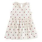 Toddler Girls Summer Princess Dress Kids Baby Party Wedding Sleeveless Dress New