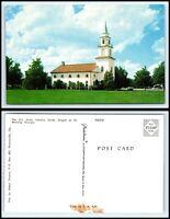 GEORGIA Postcard - Fort Benning, U.S. Army Infantry Center Chapel P28