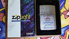 Sehr Selten Zippo Salesman Sample Ziplight RAR !