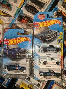 Hot Wheels Lot of 4 Mazda Repu with Super Treasure Hunt (STH)