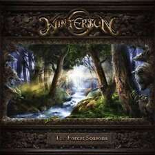 Wintersun - The Forest Seasons (Deluxe Edition) NEW CD