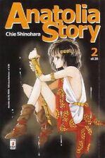 manga STAR COMICS ANATOLIA STORY numero 2