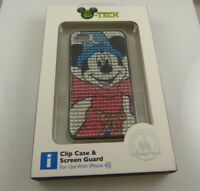 Disneyland Sorcerer Mickey Mouse crystal for Iphone 4 4s case from Disneyland