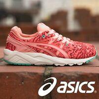 Asics Womens Gel Kayano Evo Trainers Ladies Girls Sneakers Shoes Free Post