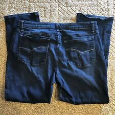 45cf93f7 Women's Riders by Lee Midrise Straight Leg Stretch Jeans Size 18P Ships Free
