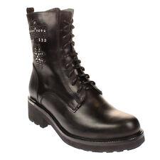 Nero Giardini A807153D - Damen Schuhe Stiefel - 100-nero