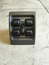 2001-2005 CHRYSLER PT CRUISER MASTER WINDOW SWITCH WITH LOCKOUT P0UK931L8AA