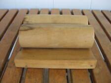 Vintage Timber Letter / Document Holder Tasmanian Sassafras